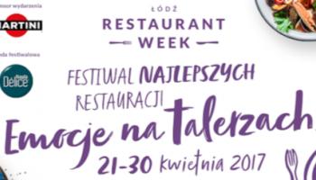 Łódź Restaurant Week – ruszyła sprzedaż! Poznaj restauracje uczestniczące