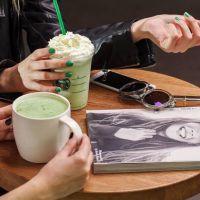 Matcha Green Tea Latte w Starbucks - musisz tego spróbować!