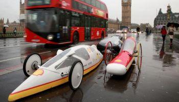 Shell Eco-marathon w Londynie