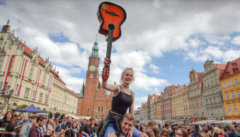 Gitarowy rekord 2021 (Fot: Krzysztof Zatycki)