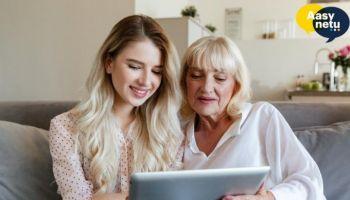 Aasy Netu – naucz swoich rodziców i dziadków korzystać z sieci! [fot. materiały prasowe Aasy Netu]
