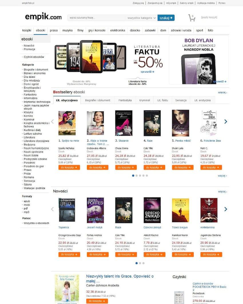 E-booki Empik.com