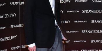 """Jacek Braciak, Premiera Filmu """"Sprawiedliwy"""""""