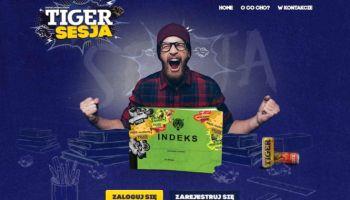 Wielka loteria – TIGER organizuje sesję!