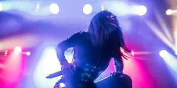 Arch Enemy + Jinjer + Totem zagrali w Krakowie