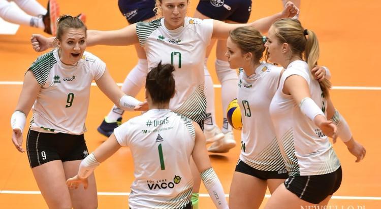 VolleyWrocław - Bank Pocztowy Pałac Bydgoszcz 1:3