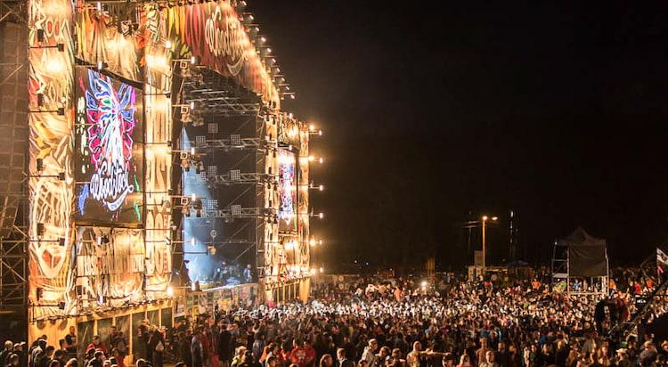 Woodstock festival 2016 - dzien 2