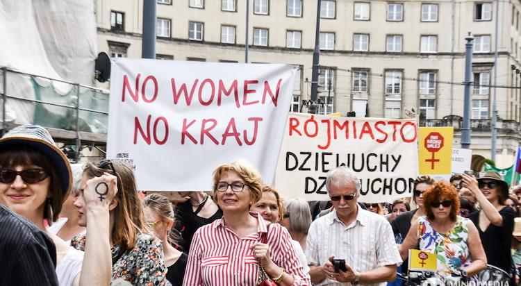 Marsz Godności 2016 w Warszawie