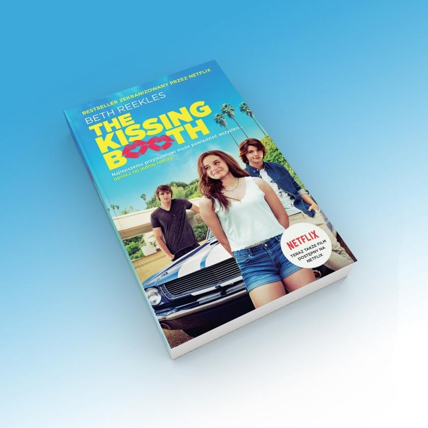 The Kissing Booth – bestseller zekranizowany przez Netflix! [fot. materiały prasowe / Insignis]