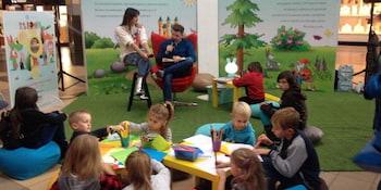 Znani dziennikarze i prezenterzy czytają dzieciom – akcja Mini Big Books od HP - Zdjęcie nr 4