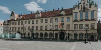 Wrocław w czasie epidemii