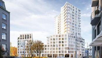Portova – Gdynia i nowoczesne projekty architektoniczne nad polskim morzem [fot. Invest Komfort]