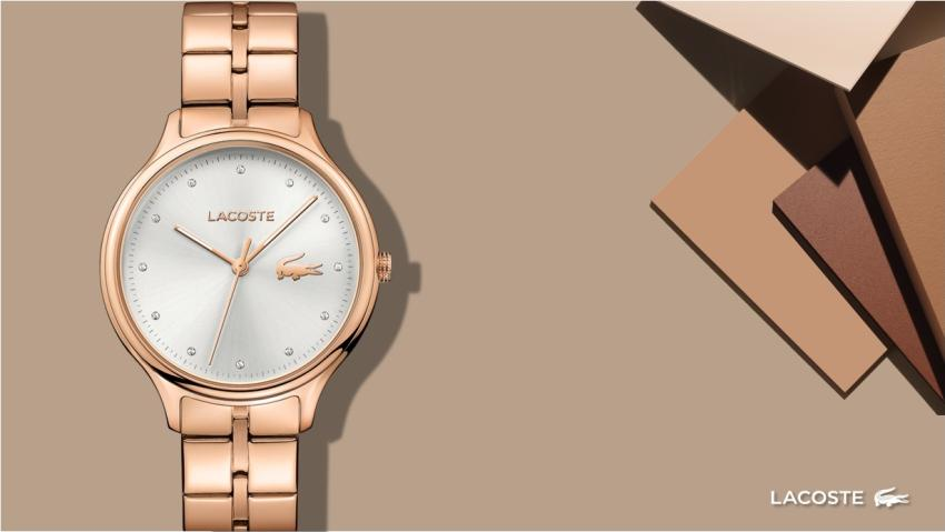 Nowa kolekcja zegarków Lacoste Constance