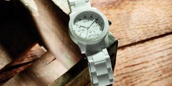 Wiosenna kolekcja zegarków GUESS