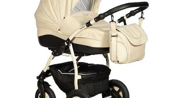 Nowość! Wózek Indigo Carbon Orange 2w1 - lekkość i niezawodność w sportowym stylu od marki Indigo Pico Baby