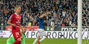 Lech Poznań - Wisła Kraków 5:0