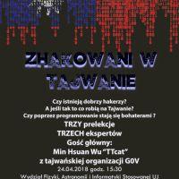 """""""Zhakowani w Tajwanie"""" – dowiedzcie się więcej o niezwykłym wydarzeniu!"""