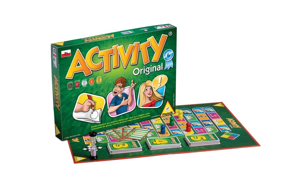 Activity Original do wygrania! Dynamiczna rozgrywka w gronie znajomych już czeka!