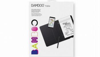 Cyfrowy notatnik Bamboo Folio