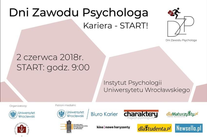 Nadchodzą Dni Zawodu Psychologa – Kariera START! [fot. materiały prasowe Koła Naukowego Psychologii w Biznesie]