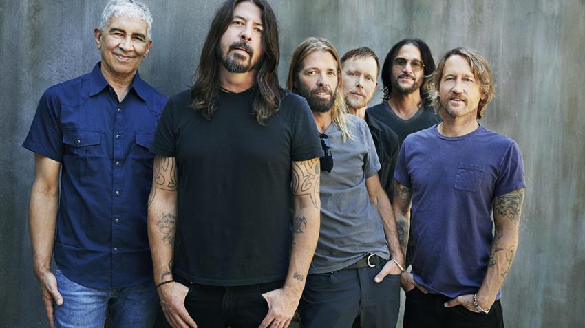 Foo Fighters (materiały prasowe)