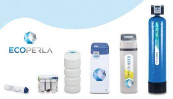Trzęsienie na rynku uzdatniania wody. Ecoperla już w sprzedaży.