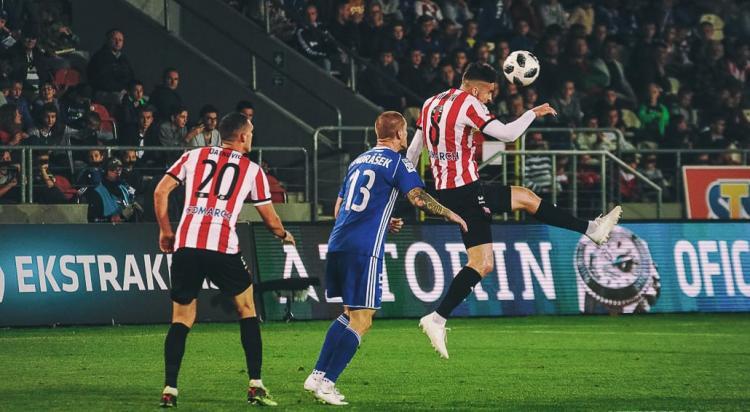 Cracovia - Wisła Kraków 0:2