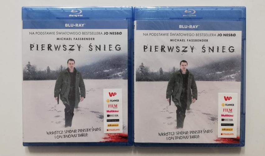 Pierwszy Śnieg – wygraj film na Blu-ray!