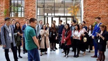 """""""Warsaw-Beijing Forum: Youth for Business"""" – czyli polsko-chińska współpraca uniwersytecka! [fot. materiały prasowe]"""