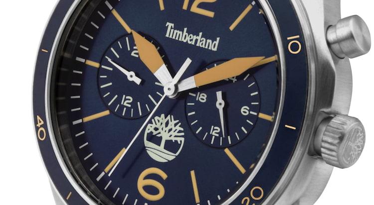 Jesień w wielkim mieście. Nowa kolekcja zegarków Timberland