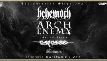 Behemoth (materiały prasowe)