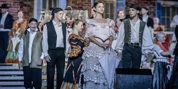 Hiszpańska noc z Carmen - Zarzuela Show