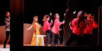 Teatr Polski: Cafe Panique