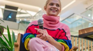 Margaret spotkała sięz fanami w Poznaniu