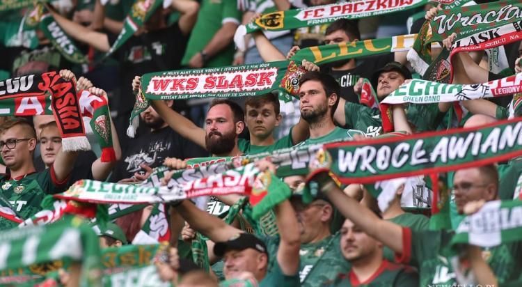 WKS Śląsk - Lechia Gdańsk 1:1