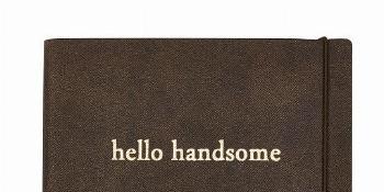 TK Maxx Notatnik Hello Handsome 22.99 zł