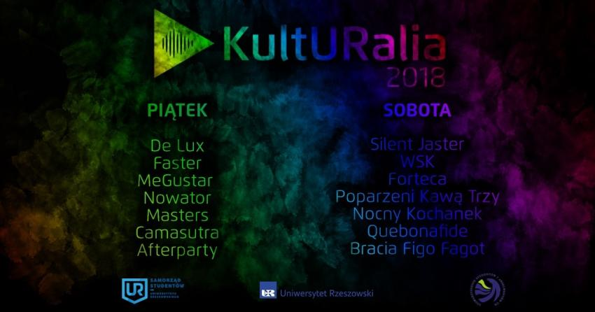 KultURalia 2018 – podkarpacki festiwal pełen śpiewu i atrakcji! [fot. materiały prasowe]