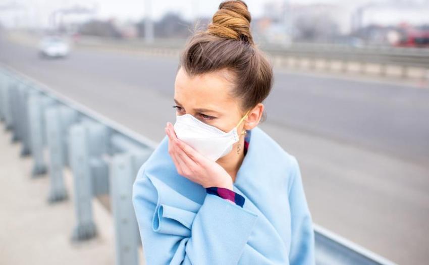 Maski antysmogowe mogą szkodzić zdrowiu