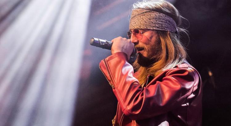 Wrocław: Tribute to Guns N' Roses wystąpili w Starym Klasztorze