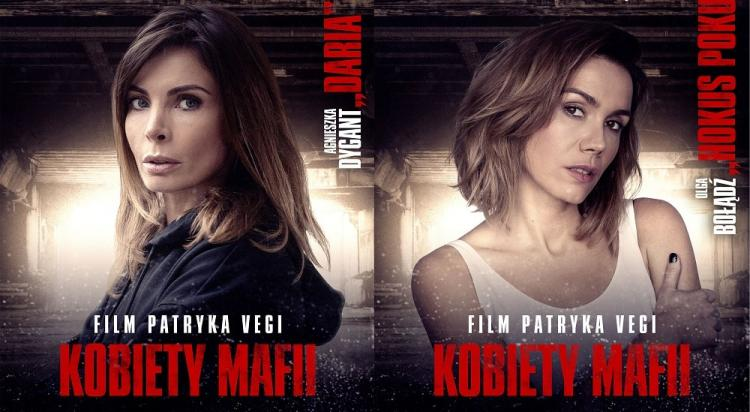 """Oto plakaty """"Kobiet Mafii"""" – zobacz galerię!"""