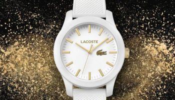 Kolekcja zegarków Lacoste