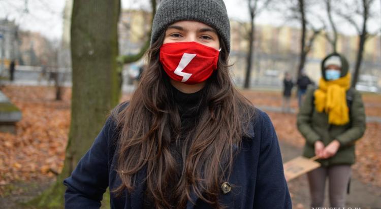 Strajk Kobiet: Solidarne przeciw przemocy władzy - manifestacje w Łodzi