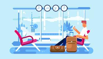 Przewodnik podróży z kulturą  – czyli 14 najważniejszych zasad savoir-vivre na lotnisku  i w samolocie