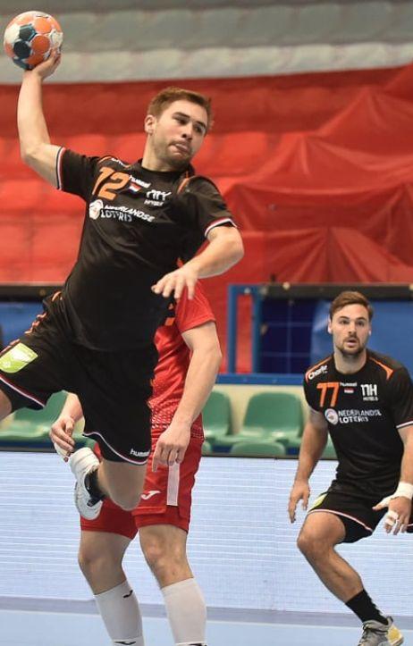 Wrocław: Kwalifikacje EHF EURO 2022 mężczyzn: Polska - Holandia 26:27