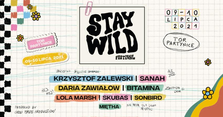 Stay Wild Festival (materiały prasowe)