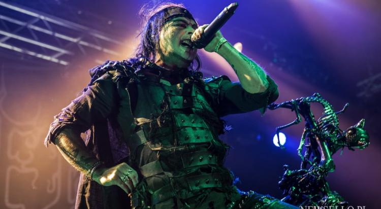 Cradle Of Filth + ACOD
