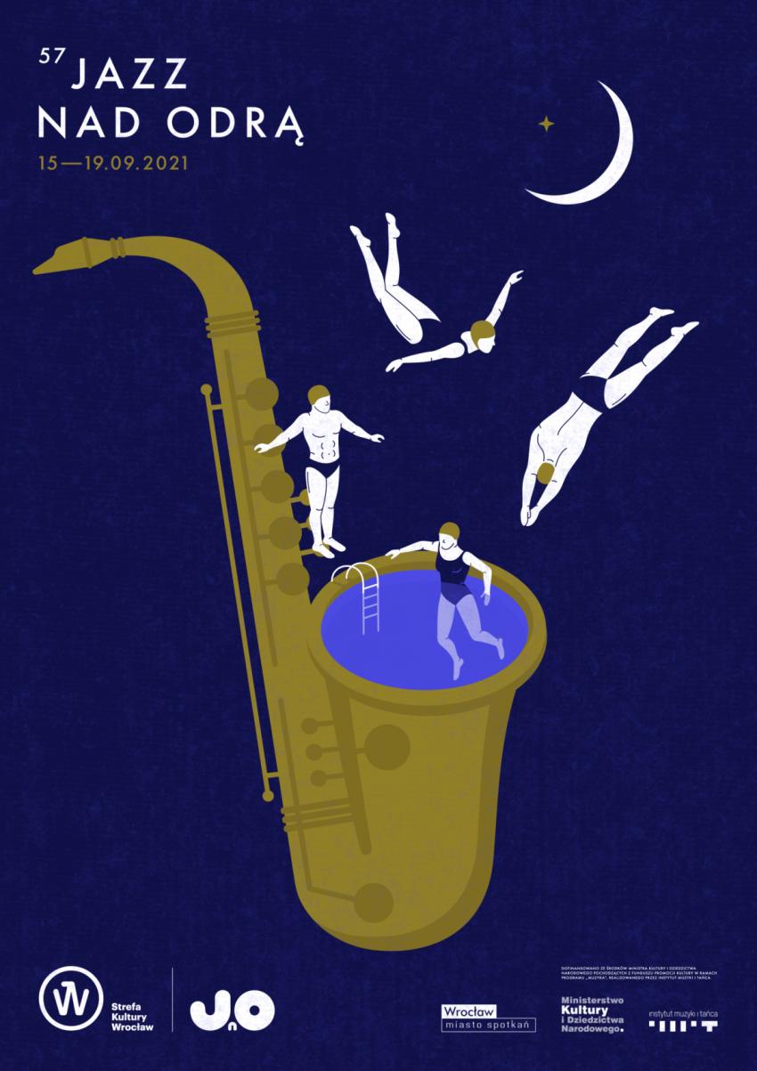 Jazz nad Odrą Wroclaw 2021 (materiały prasowe)