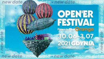 Open'er Festival 2021 potwierdza pierwsze zespoły