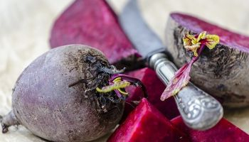 Buraki – swojski sposób na lepsze zdrowie [fot. Pixabay]