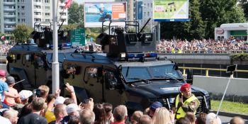 Defilada wojskowa z okazji Święta Wojska Polskiego